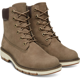 "Timberland Lucia Way WP Boots 6"" Femme, olive nubuck"